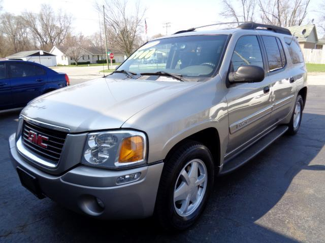 used 2003 gmc envoy xl sle 4wd for sale in elkhart in. Black Bedroom Furniture Sets. Home Design Ideas