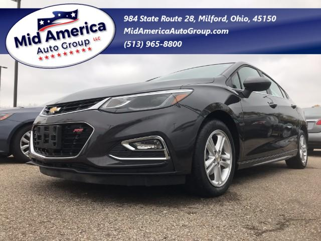 2016 Chevrolet Cruze LT w/ RS Package