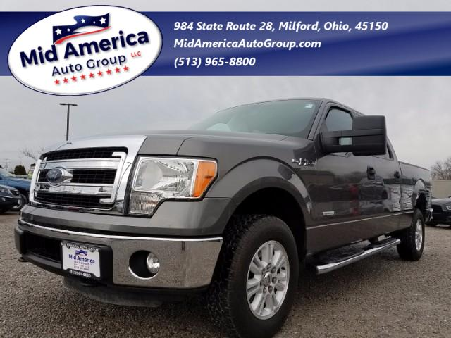 2014 Ford F-150 XLT SuperCrew 4WD Ecoboost