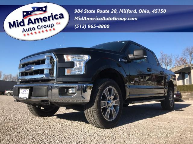 2015 Ford F-150 XLT SuperCrew 4WD Ecoboost
