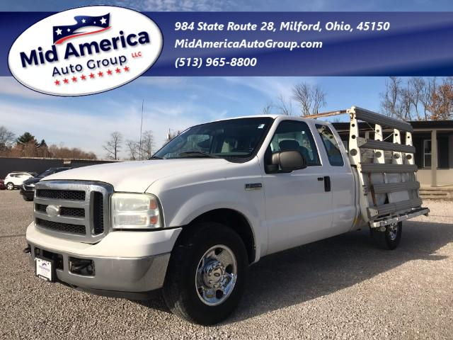 2007 Ford F-250 SD XL SuperCab 2WD Glass Truck