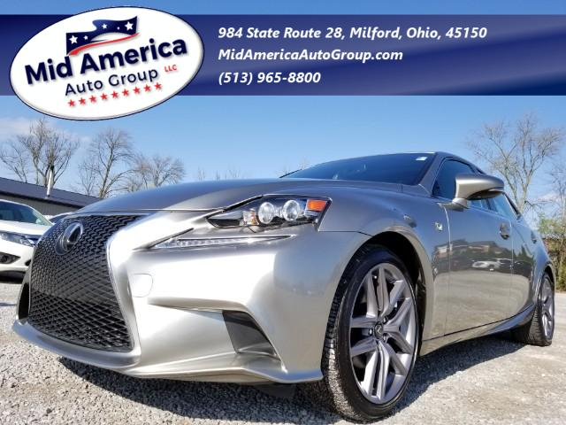 2015 Lexus IS 250 AWD F-Sport
