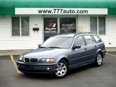 2002 BMW 3-Series Sport Wagon