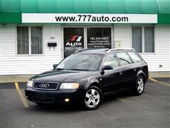 2003 Audi A6 Avant
