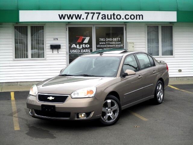 2007 Chevrolet Malibu LTZ