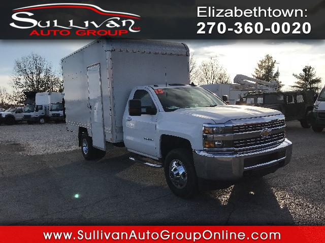 2015 Chevrolet Silverado 3500HD LT Long Box 2WD