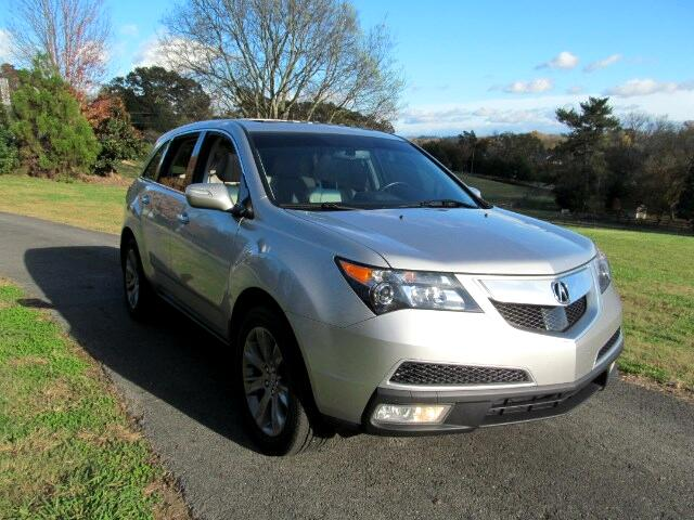 2013 Acura MDX 6-Spd AT w/Tech and Entertainment Package