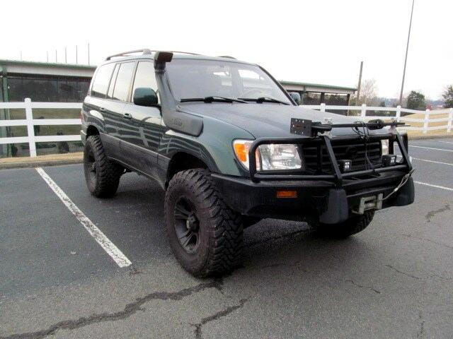 2000 Toyota Land Cruiser 4WD