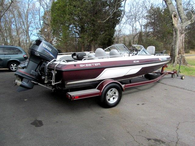 2009 Skeeter SL 190