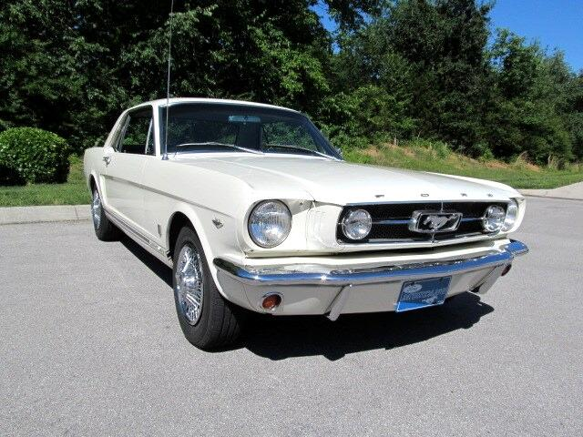 1965 Ford MUSTANG GT RALLY-PAC