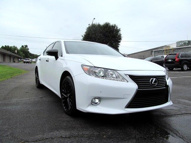 2015 Lexus ES 350 Sedan CRAFTED LINE