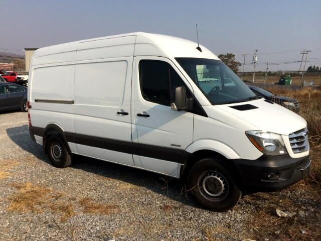 2014 Freightliner Sprinter 2500 144-in. WB