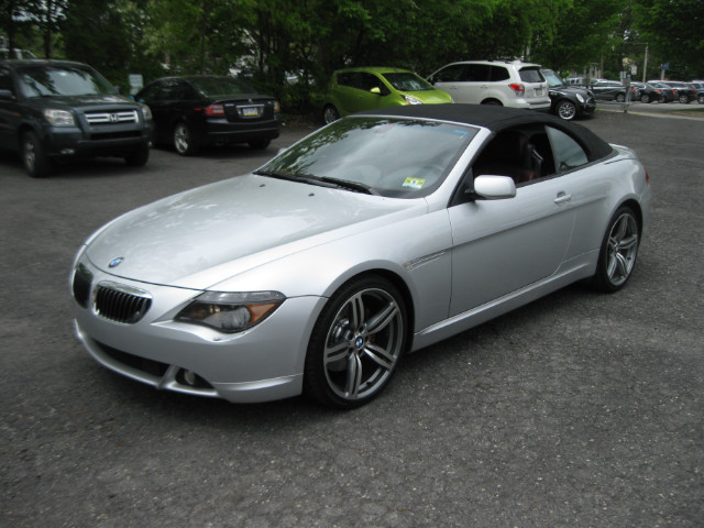 2004 BMW 6-Series 645Ci Convertible
