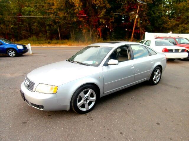 2003 Audi A6 2.7T