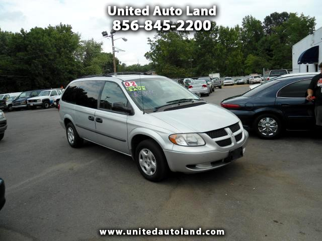 2002 Dodge Grand Caravan SE