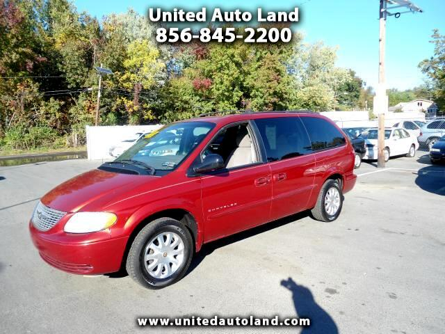 2001 Chrysler Town &amp; Country eX