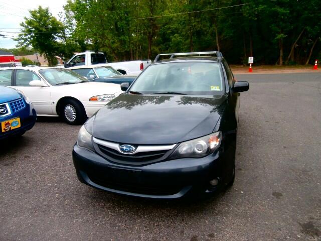 2011 Subaru Impreza 2.5i Premium 5-Door