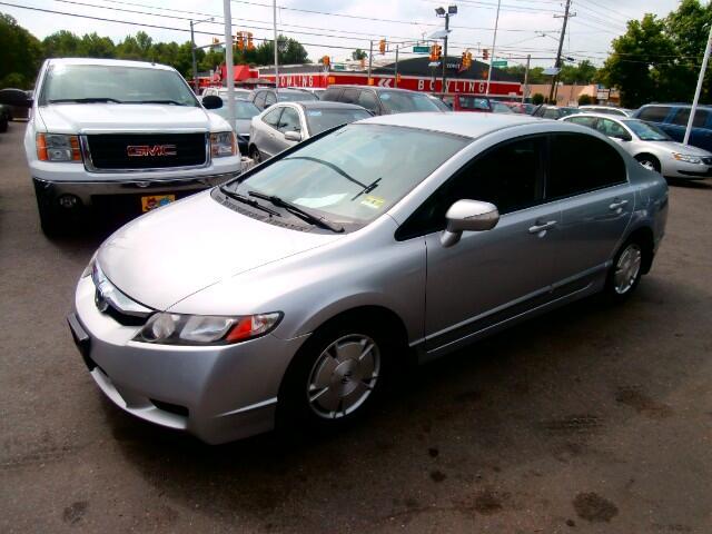 2011 Honda Civic Hybrid CVT AT-PZEV