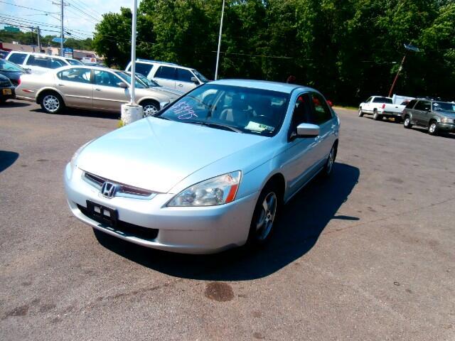 2005 Honda Accord Hybrid V6 5-Speed AT with Navigation System