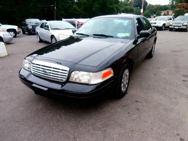 2007 Ford Crown Victoria P71