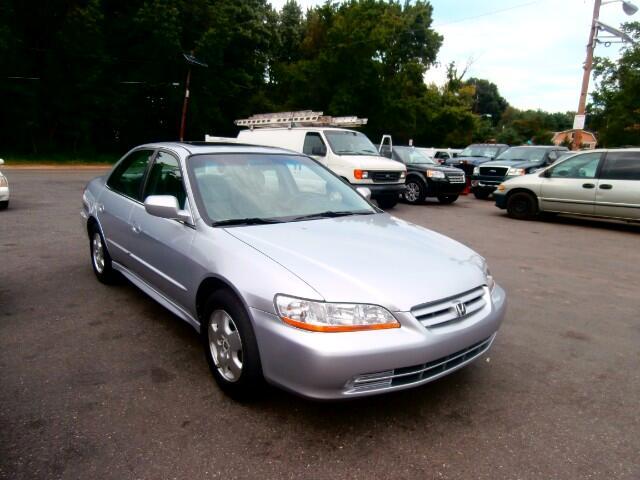 2002 Honda Accord EX V6 sedan