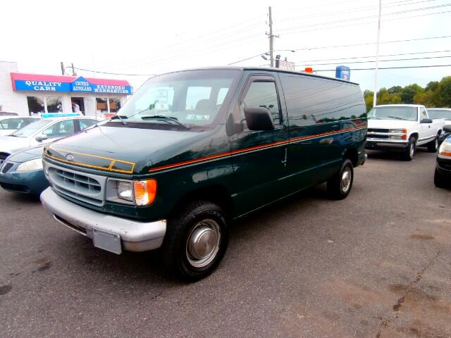 1999 Ford Econoline E250