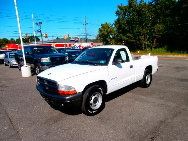 2002 Dodge Dakota 2WD