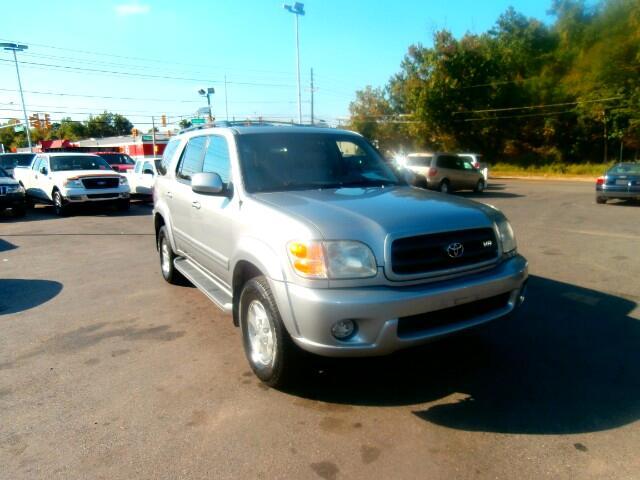 2003 Toyota Sequoia SR5 4WD