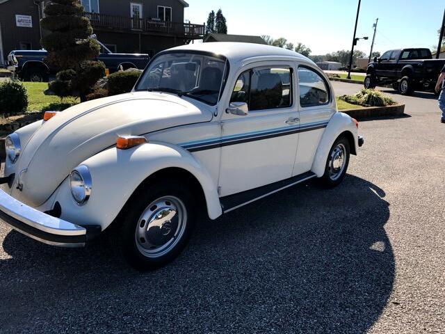 1974 Volkswagen Beetle Coupe 2dr Auto 2.5L PZEV