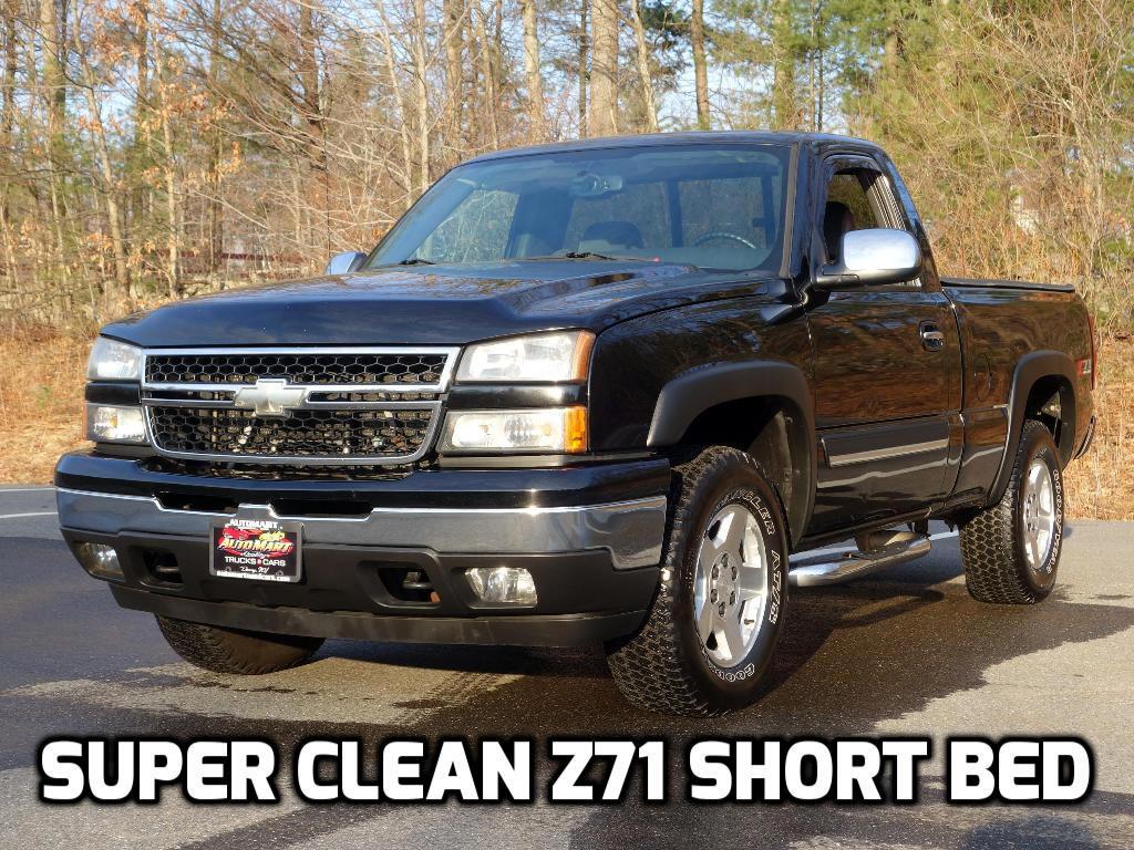 2007 Chevrolet Silverado Classic 1500 Z71 4WD