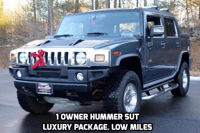 2005 HUMMER H2 SUT Luxury