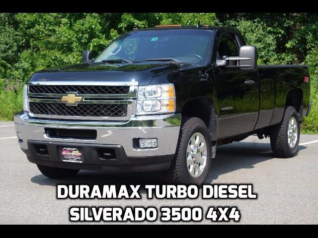 2011 Chevrolet Silverado 3500HD LT Long Box 4WD