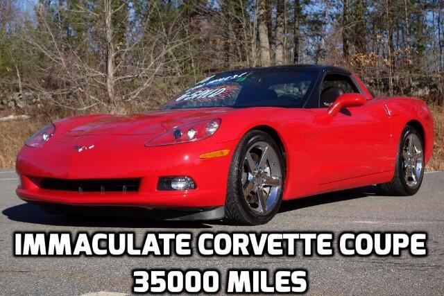 2008 Chevrolet Corvette Coupe LT2