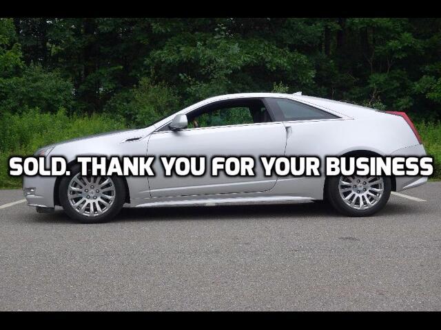 2012 Cadillac CTS Premium AWD w/ Navi