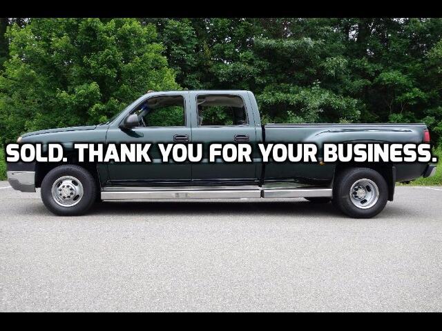 2003 Chevrolet Silverado 3500 Crew Cab 4WD