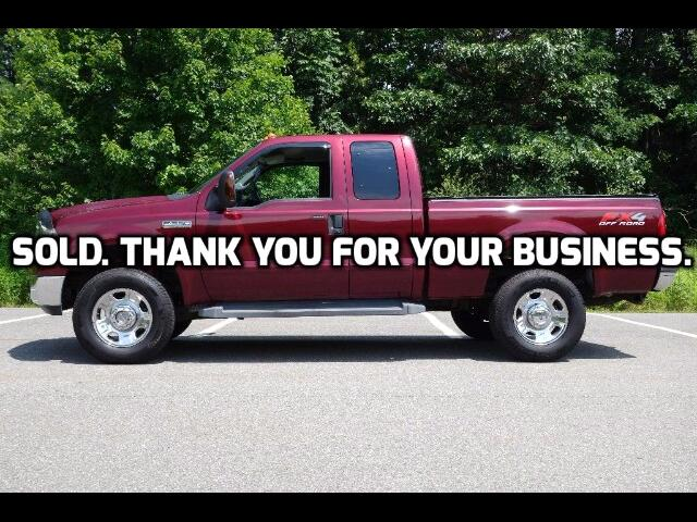 2006 Ford F-350 SD XLT SuperCab 4WD