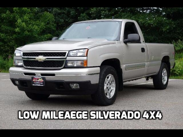 2007 Chevrolet Silverado Classic 1500 LT1 Long Box 4WD