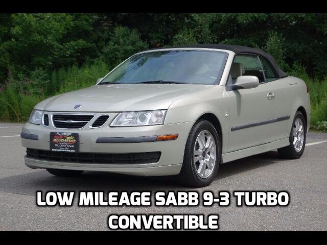 2007 Saab 9-3 2.0T Convertible