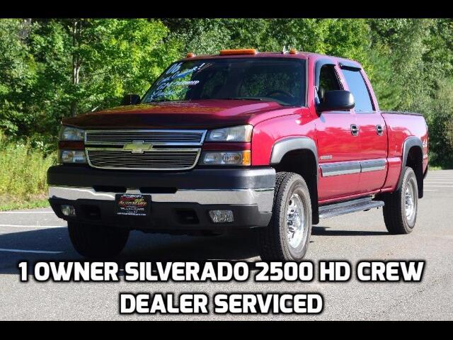 2006 Chevrolet Silverado 2500HD LT3 Crew Cab 4WD