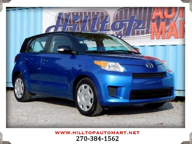 2013 Scion xD 5-Door Hatchback Rebuilt
