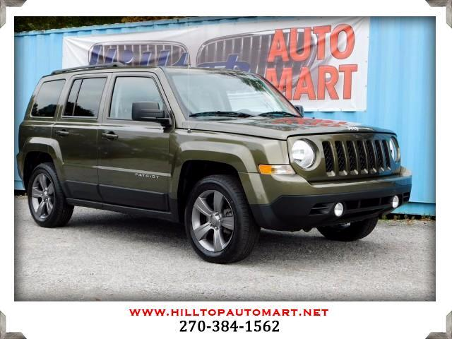 2015 Jeep Patriot High Latitude 4WD Rebuilt
