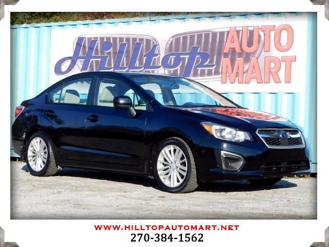2013 Subaru Impreza Premium Rebuilt