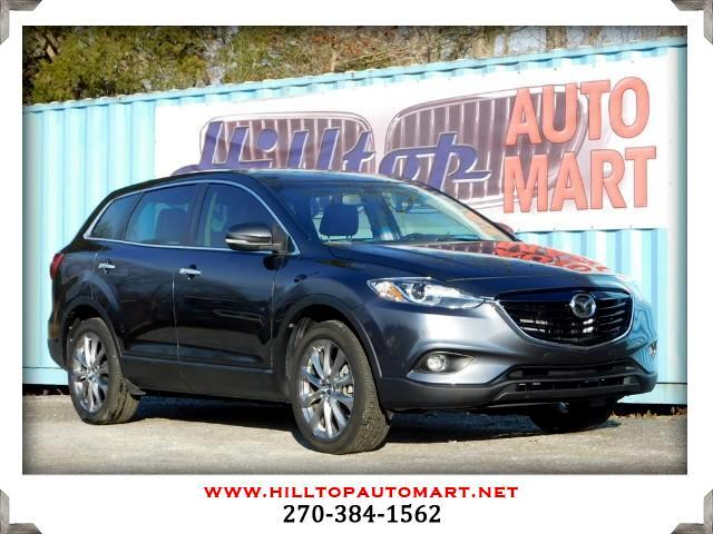 2014 Mazda CX-9 Grand Touring FWD Rebuilt