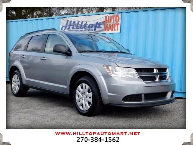 2016 Dodge Journey SE Rebuilt