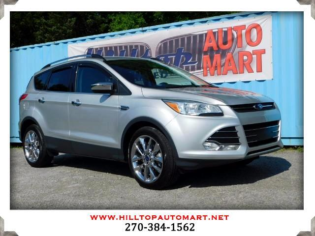 2016 Ford Escape Rebuilt SE 4WD