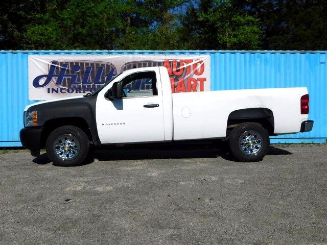 2013 Chevrolet Silverado 1500 Work Truck 2WD