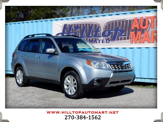 2013 Subaru Forester 2.5X Limited Rebuilt
