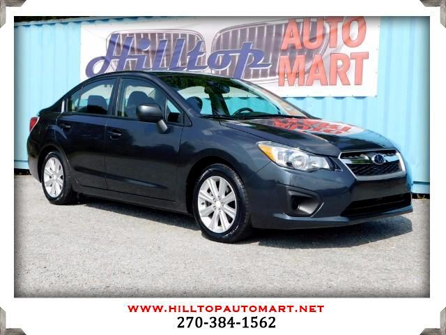 2013 Subaru Impreza Base 4-Door Rebuilt