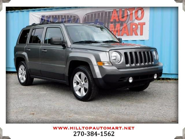 2014 Jeep Patriot Latitude 2WD Rebuilt