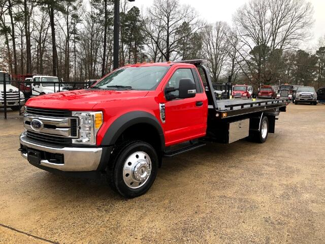 2017 Ford F-550 Super Duty Regular Cab 2WD DRW
